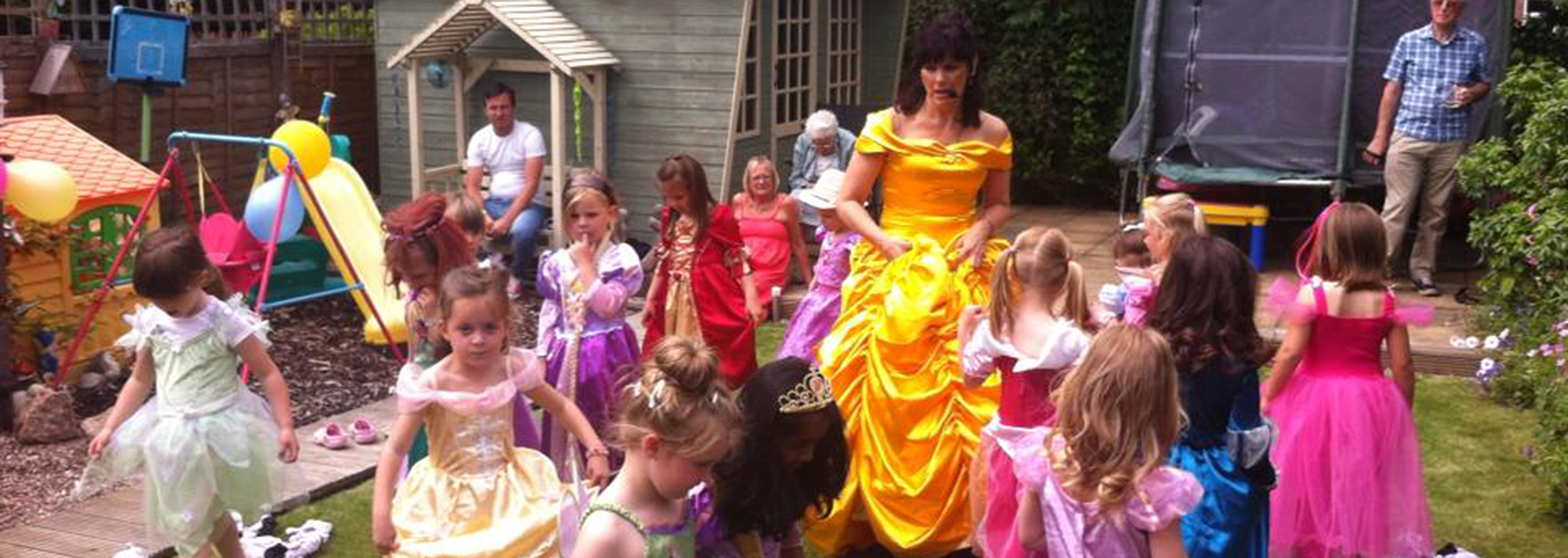Childrens Parties Birthday Party Entertainer Aylesbury - Children's birthday parties high wycombe