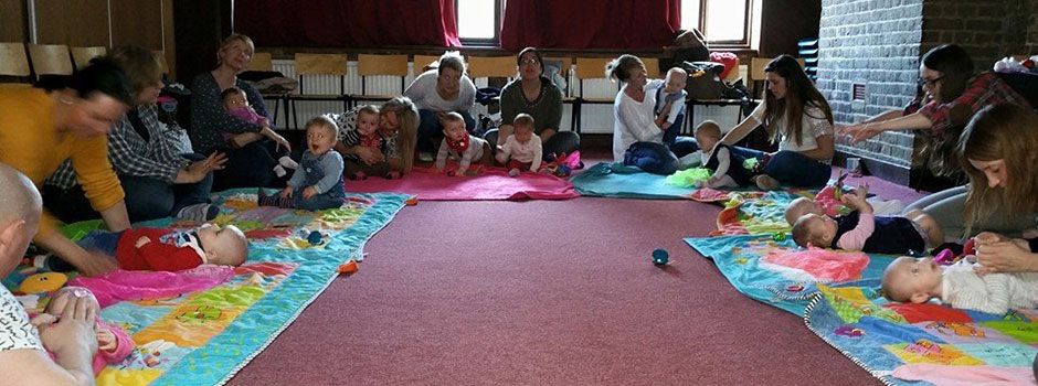Weekly Toddler Sessions Aylesbury